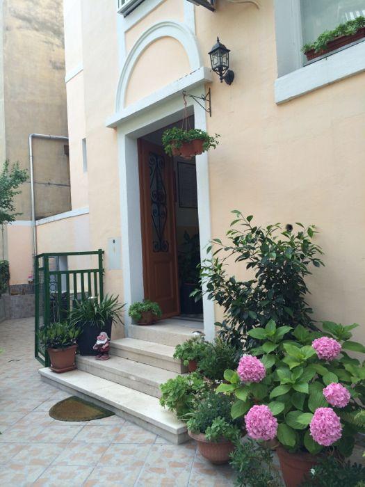 Hotel Vrlic front door