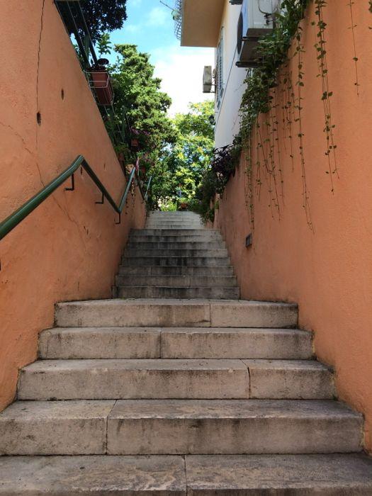 Hotel Vrlic Walkway