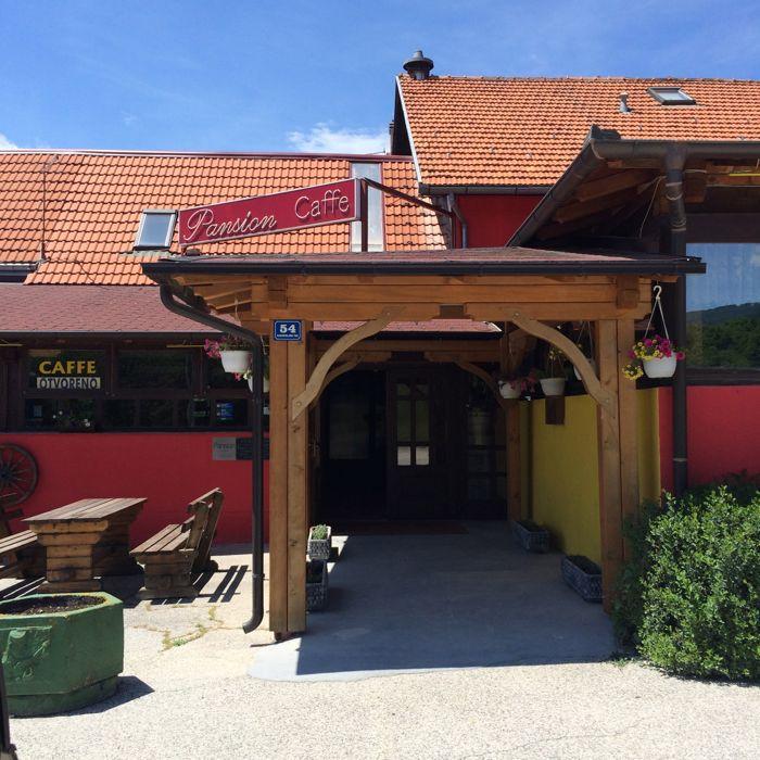 PansionCafe Croatia