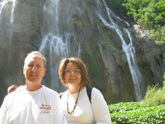 Plitvice Large Falls DAEESE
