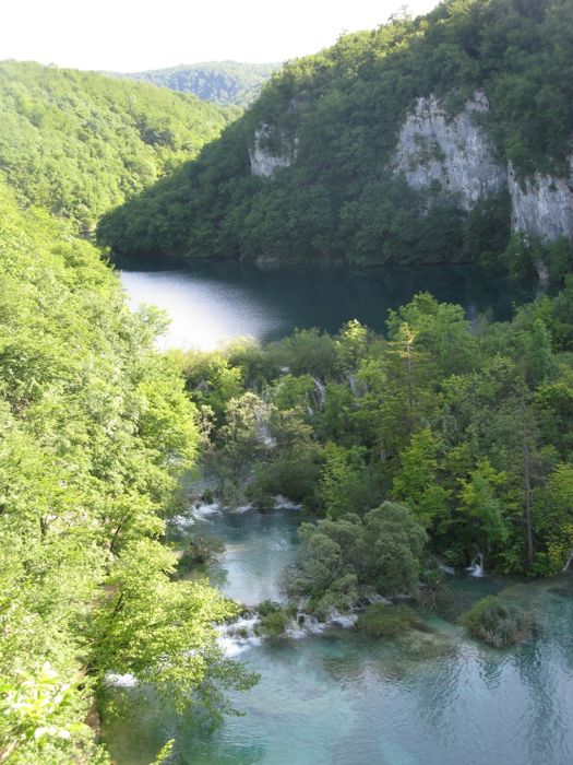 Plitvice Looking Up Canyon4