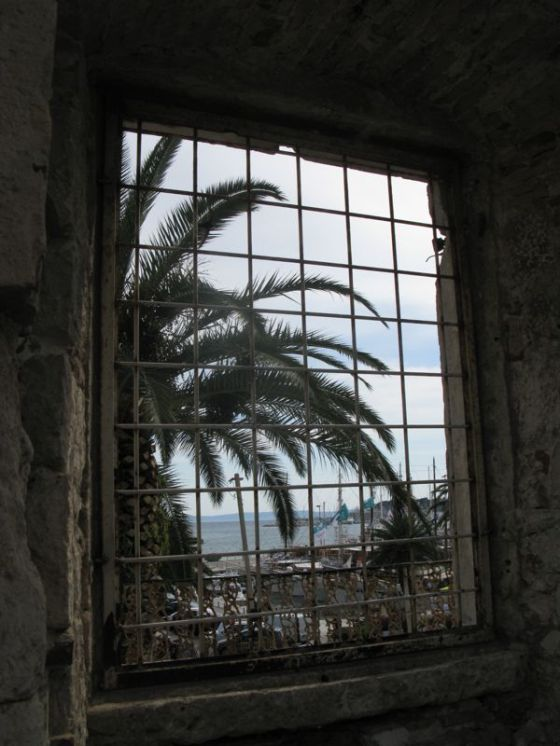 Split Window toward Sea