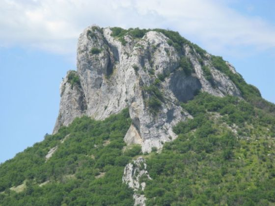 Sveti Rock up close