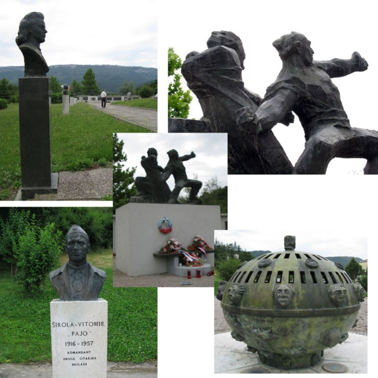 Buzet War Dead Memorial
