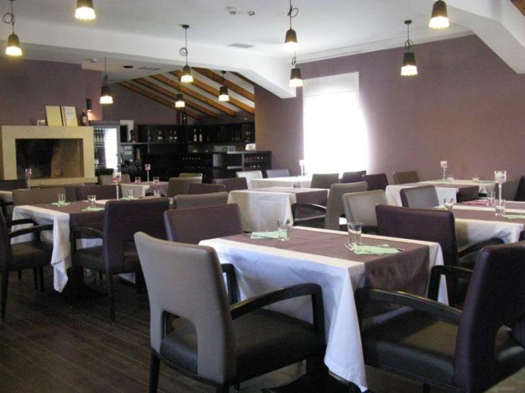 Vela Vrata_breakfast room