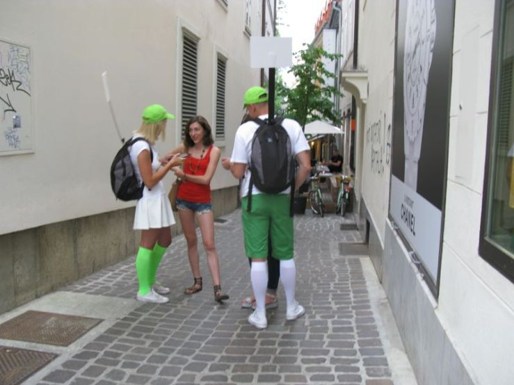 Ljubljana_4 Street Survey