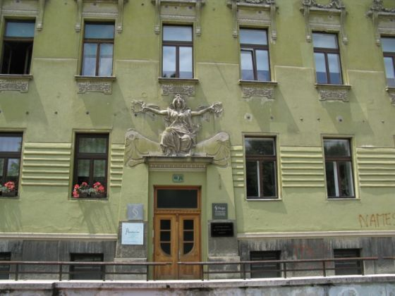 Ljubljana_Art Deco Building2