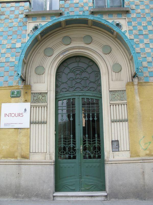 Ljubljana_Art Deco Building5