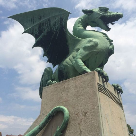 Ljubljana_Dragon Bridge7