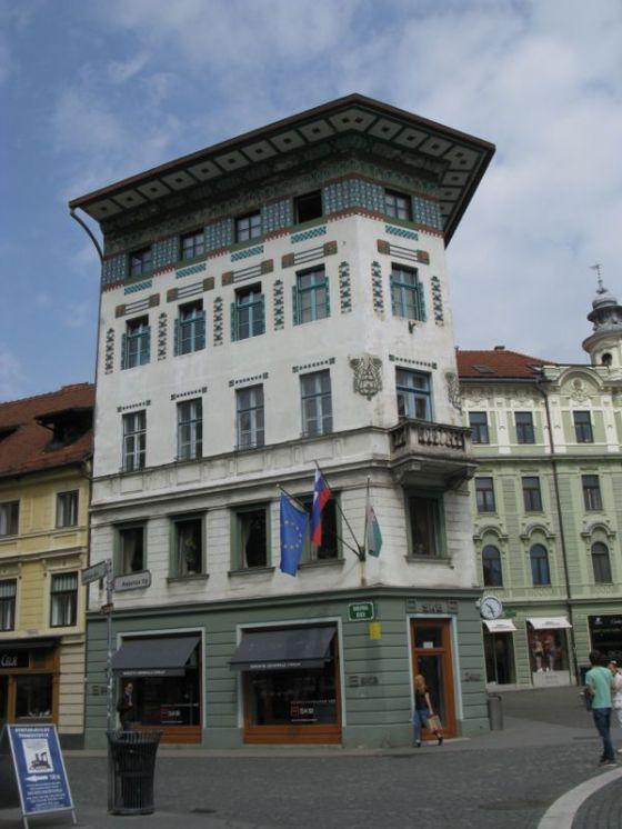 Ljubljana_Hauptmann House1
