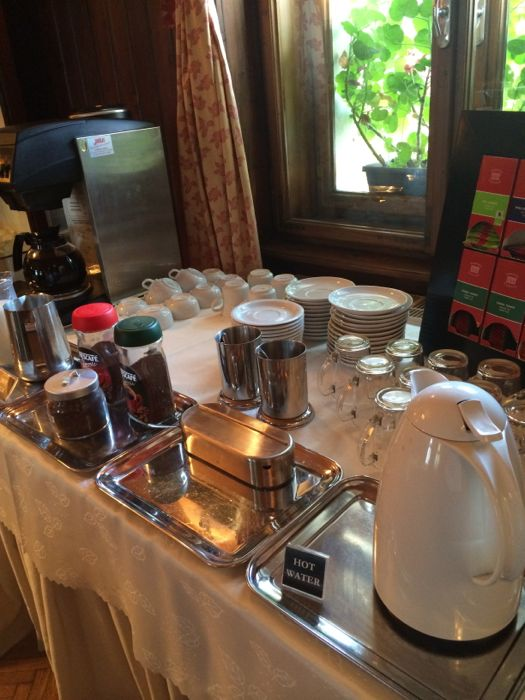 Ljubljana_Hotel Slamic Breakfast2