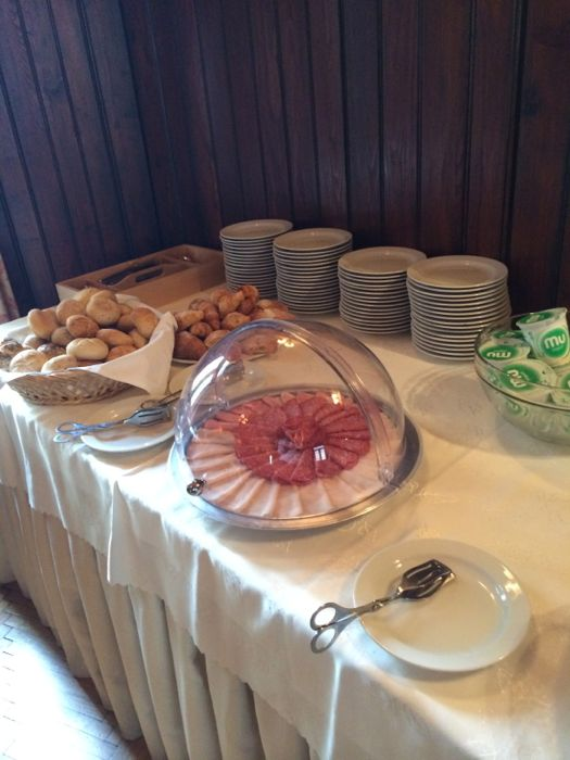 Ljubljana_Hotel Slamic Breakfast3
