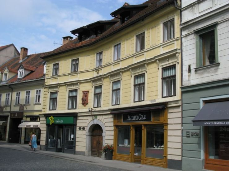 Ljubljana_Julija bas relief