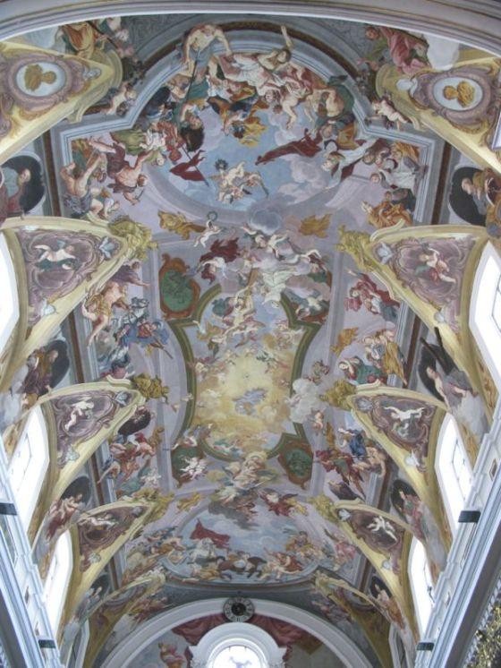 Ljubljana_St Nicholas ceiling2
