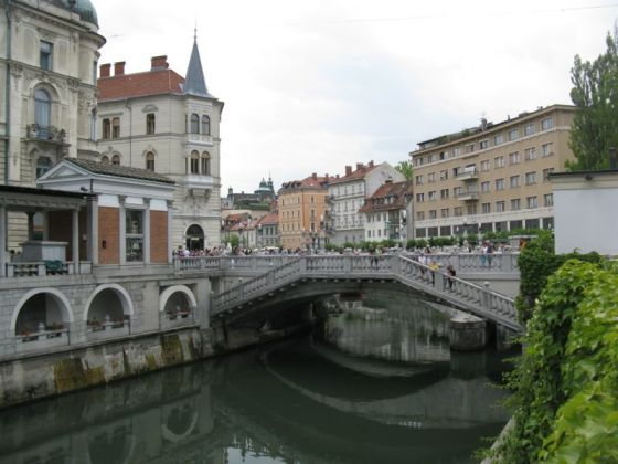 Ljubljana_Triple Bridge