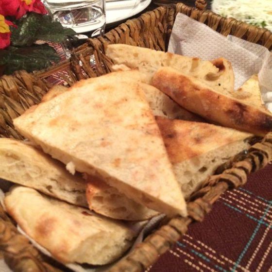 Dinner_Sarajevobread