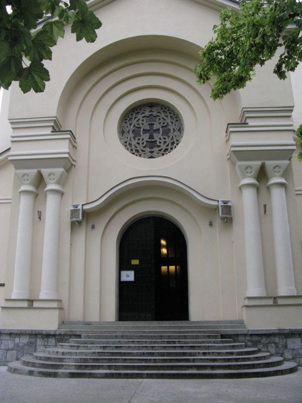 Ljubljana Serbian Orthodox Church1