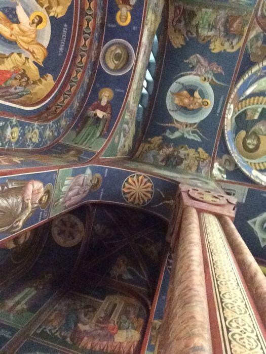 Ljubljana Serbian Orthodox Churchcircle