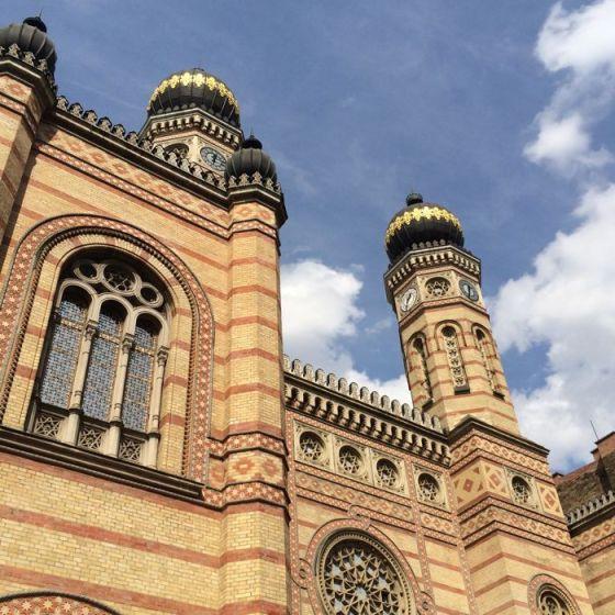 Budapest_16 Synagogue