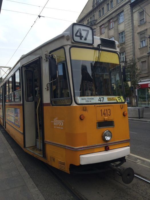 Budapest_17 trams