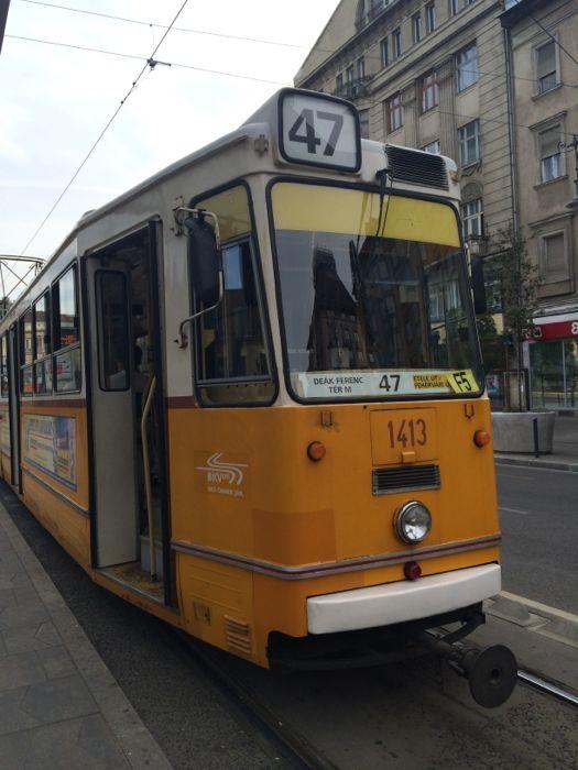 Budapest_17 trams