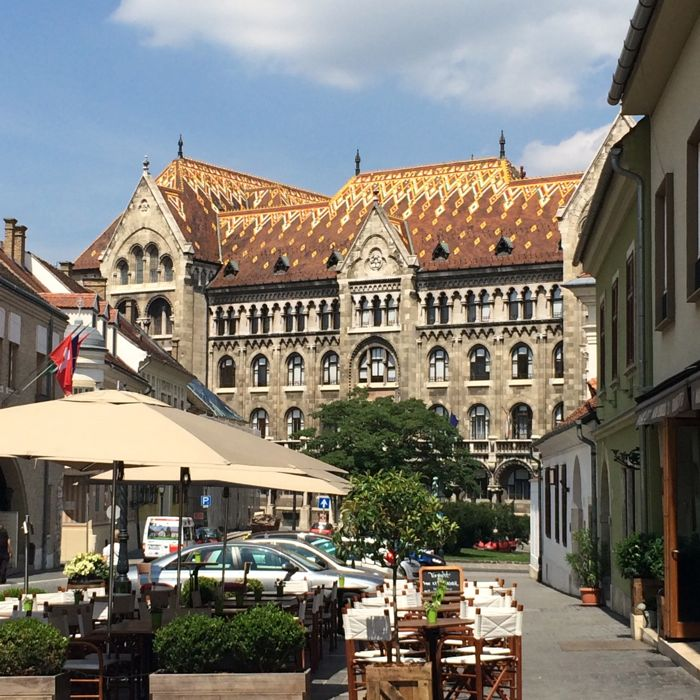 Budapest_7 Buda Hill