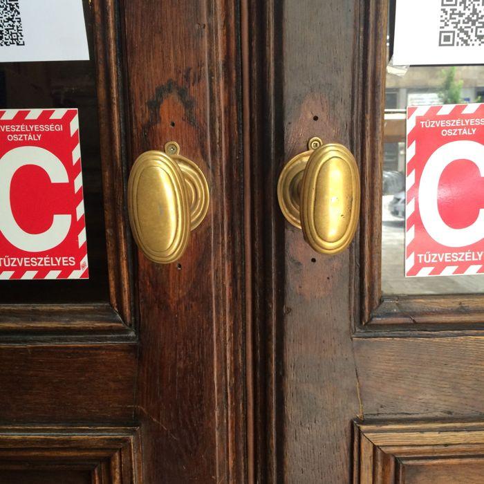 BudapestDay2_13 doorknobs