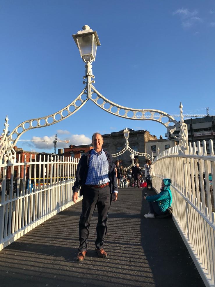 Dublin1_Dave on Bridge