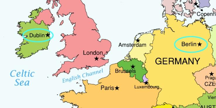 Ireland Germany