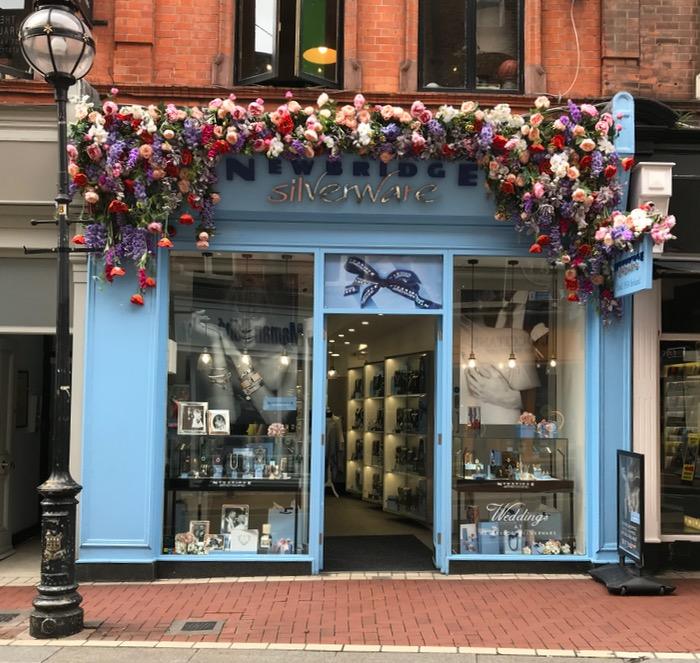 Dublin floral building