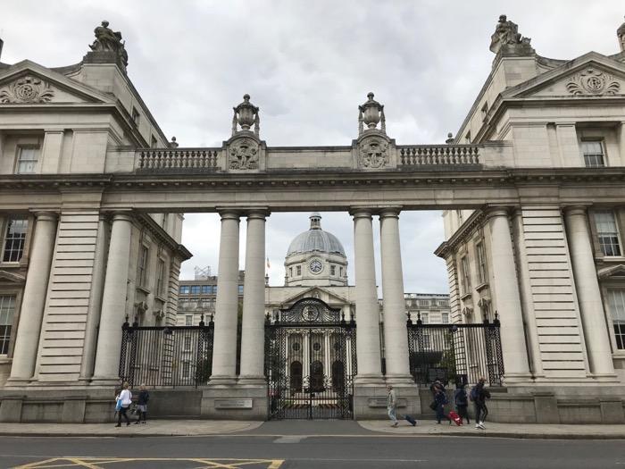 Dublin Govt Building