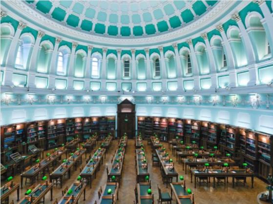 Dublin National Library2