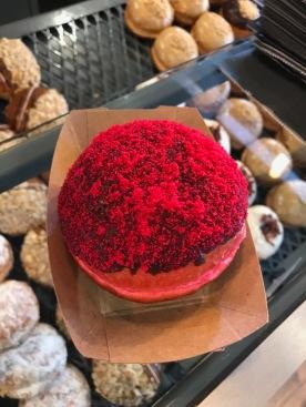 Dublin Red Velvet Donut
