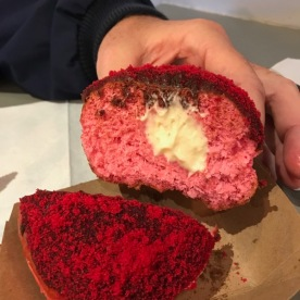Dublin Red Velvet Donut2a