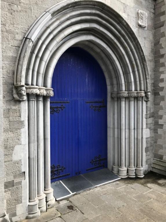 Dublin St. Patricks Door