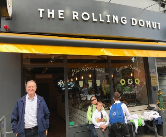Dublin The Rolling Donut