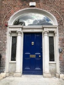 Merrion Square Door 1