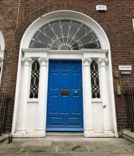 Merrion Square Door 10