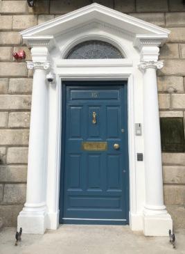 Merrion Square Door 11