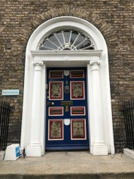 Merrion Square Door 12