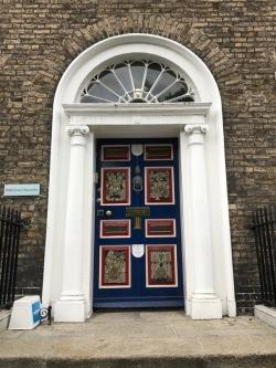 Merrion Square Door 12