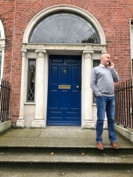 Merrion Square Door 13