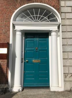 Merrion Square Door 15