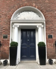 Merrion Square Door 16