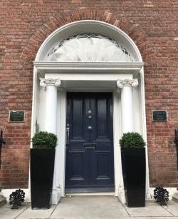 Merrion Square Door 16