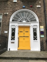 Merrion Square Door 2