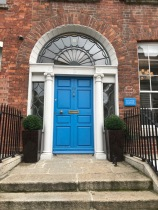 Merrion Square Door 3