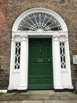 Merrion Square Door 4
