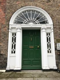 Merrion Square Door 4