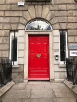 Merrion Square Door 5